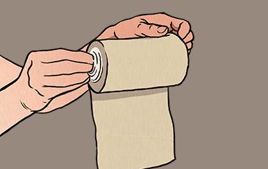 So legen Sie Retterspitz Kniebandage richtig an